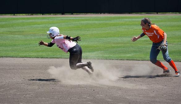 SIU softball takes final series of season, finish No. 5 in MVC