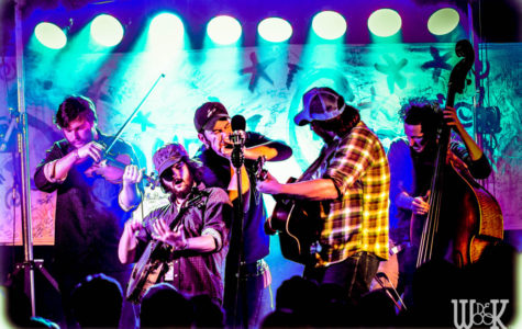 Horseshoes & Hand Grenades talk roots, Wisconsin and good times