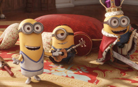 """Minions"" settles for being average"