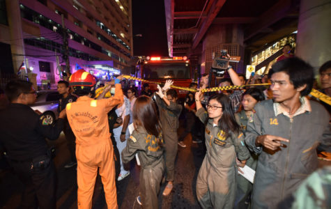 Security boosted across Thai capital after deadly bombing; footage shows possible suspect
