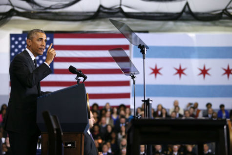Obama library architect to be selected by worldwide search