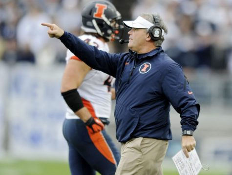 University of Illinois endures a summer of scandals