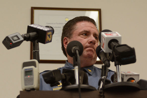 Former police chief, Carbondale and coroner dismissed from Varughese case
