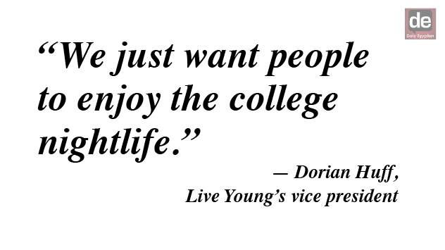 The return of Live Young