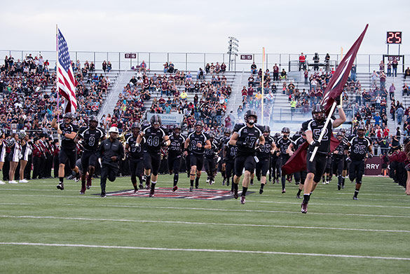 Five takeaways from SIU's 34-13 victory against No. 10 Liberty
