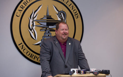 City of Carbondale names Jeff Grubbs police chief