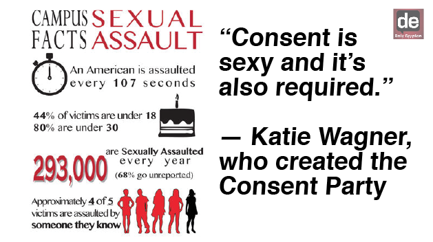 Carbondale group works to prevent rape