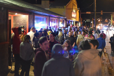 City, law enforcement officials hope for safe Unofficial Halloween