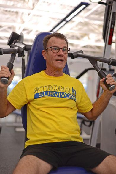 Southern Illinois program helps cancer survivors through exercise