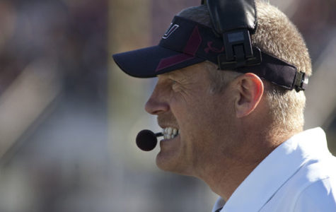 SIU football coach Dale Lennon dismissed