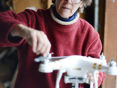 University seeks approval for campus-wide drone use