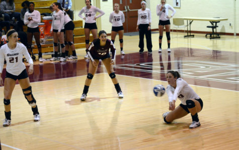 Saluki volleyball sweeps Illinois State