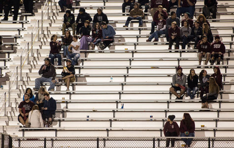Saluki football attendance on pace for 6-year low