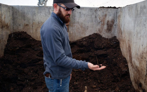 Burying wasteful ways with audits and composting facility