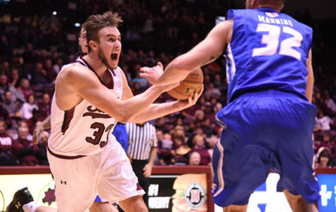 6 takeaways from the SIU men's basketball weekend
