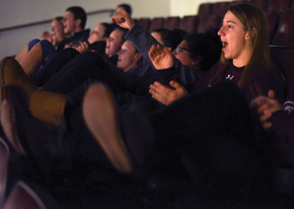 SIU volleyball's historic season ends with first round loss