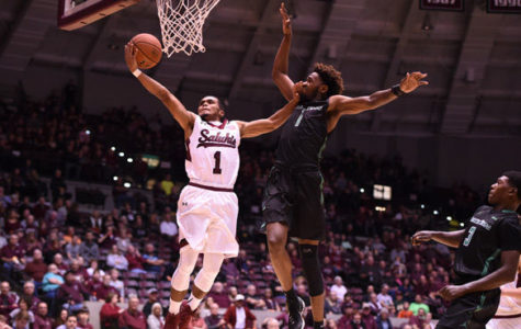 SIU's starting guard has '50-50′ chance to play in season opener