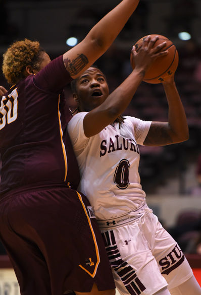 Saluki women drop heartbreaker to Loyola