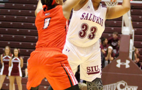 Washington's big day leads Salukis past Illinois State