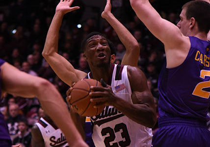 SIU defeats Northern Iowa