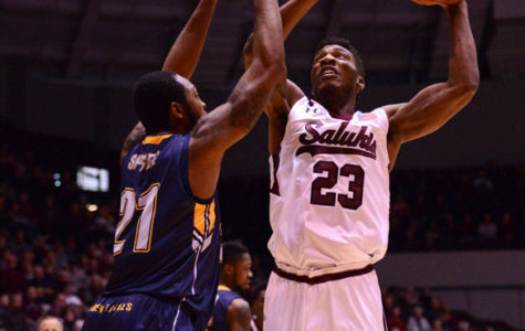 SIU men's basketball prepares for challenge
