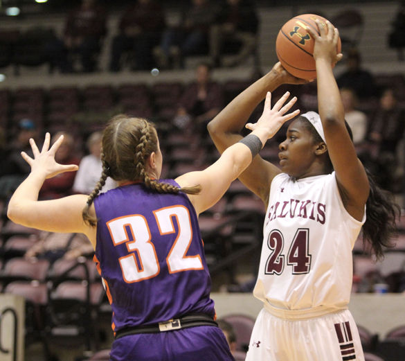 Salukis finding Nebo to be effective
