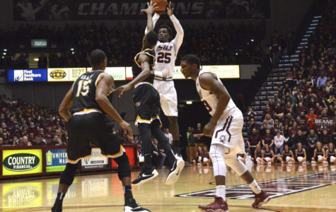 Salukis humbled by Shockers