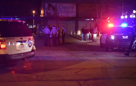 SIU student shot during robbery, three suspects at large