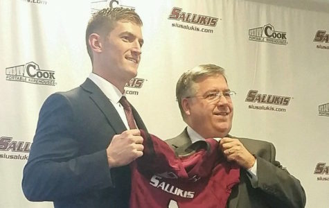 Saluki football staff young, experienced