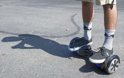SIU bans on-campus hoverboard use