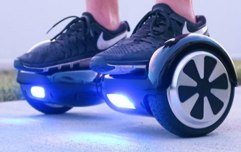 Hoverboard ban inspires debate on campus