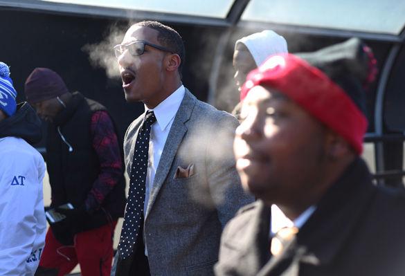 Martin Luther King Jr. celebration inspires racial reflection