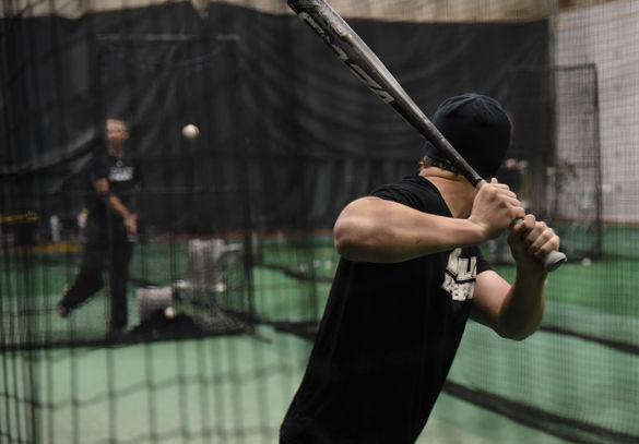 Freshman baseball player looking to make immediate impact