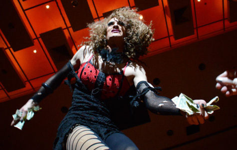 Student Center drag show brings color to campus