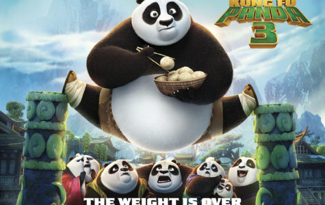 'Kung Fu Panda 3' unseats 'The Revenant' as top-grossing movie