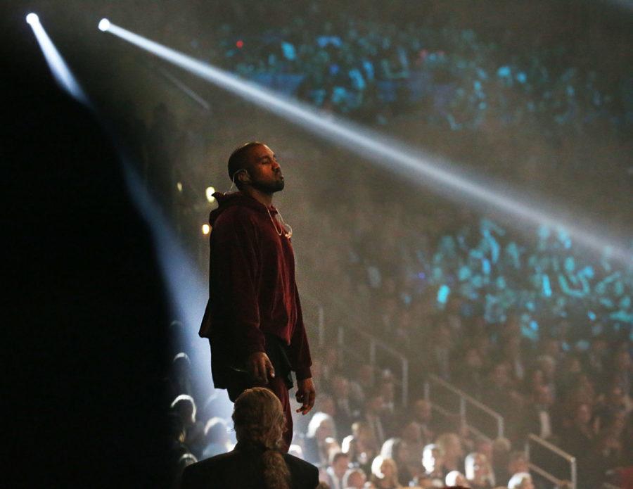 Kanye West cries debt on social media