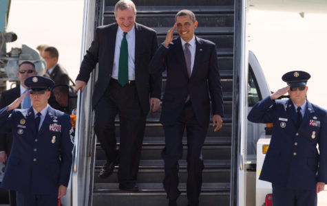 Is Bruce Rauner getting the Obama treatment from Democrats in Springfield? Durbin responds
