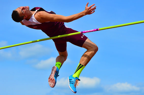 Saluki men lead the way at MVC Indoor Championships
