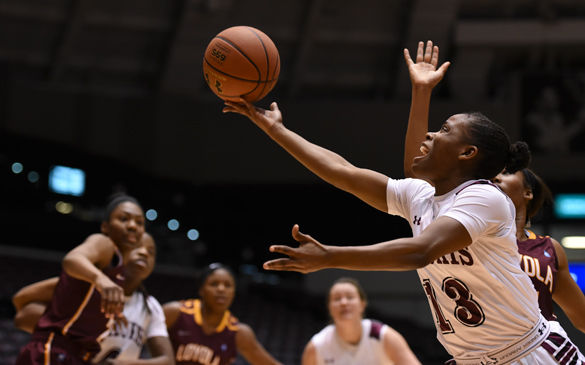 Women's basketball hopes to right the ship against Sycamores