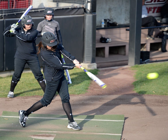 Young outfielders making big contributions to Saluki softball