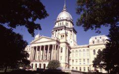 Illinois State Capitol in Springfield. (Chicago Tribune file photo)