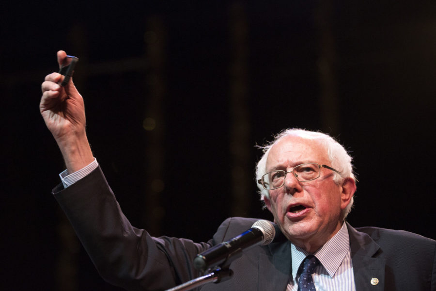 Sanders to hold rally Thursday at Chicago State University