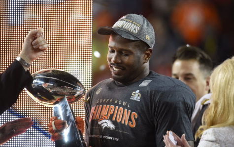 Super Bowl 50 audience on CBS slides 2 percent from last year with 111.9 million viewers