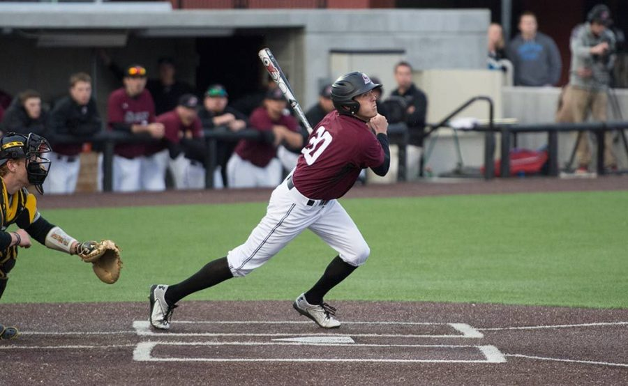 Slone leaves Saluki baseball