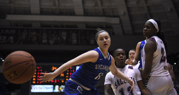 Women's basketball reaping benefits of rule changes