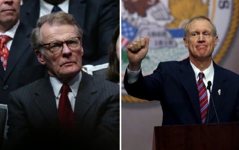 Rauner tries to pin blame on Madigan for university funding crisis