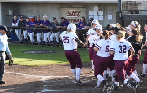 Salukis split day one of the Stetson Invitational