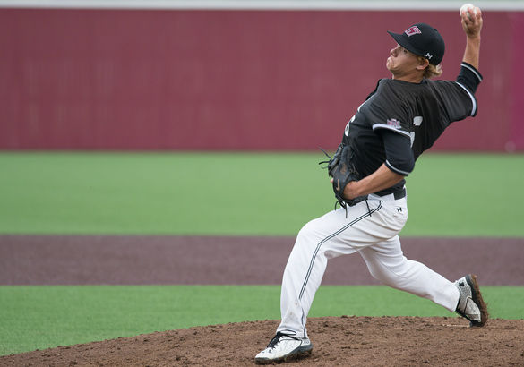 Saluki baseball shutout, swept in season-opening series