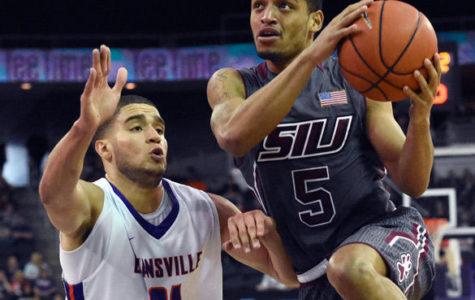 SIU falls to Evansville