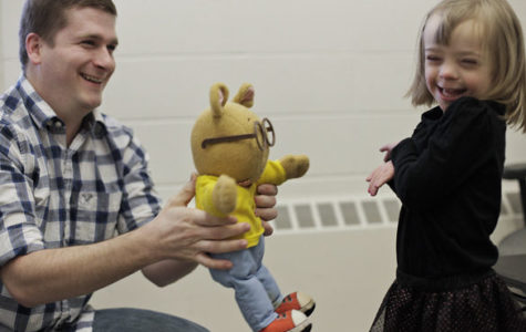 Students give back to children with behavioral disabilities